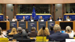 dragos benea parlamentul european
